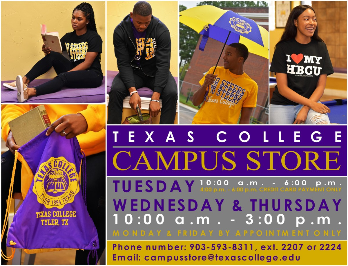 Texas College T-Shirts